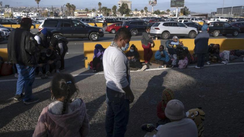 Migrantes y los solicitantes de asilo
