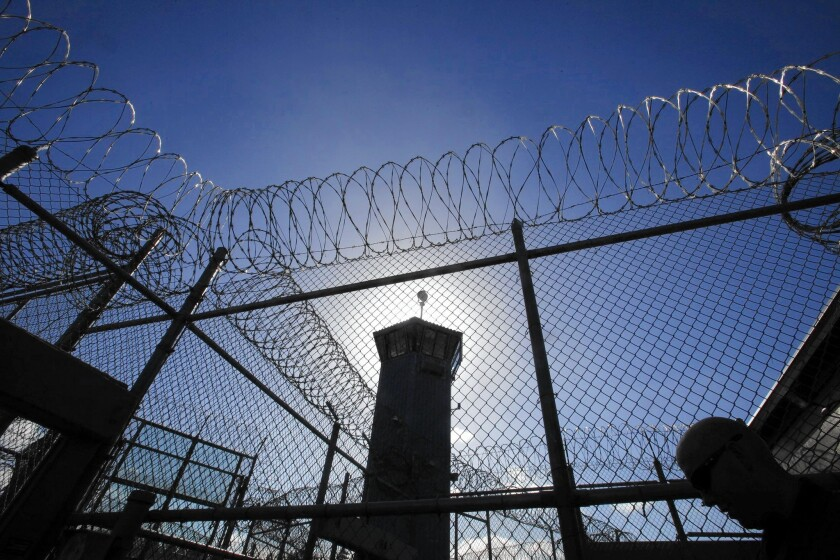 Pelican Bay State Prison. Proposition 47, passed by voters in November, made it practically a misdemeanor to steal a gun.