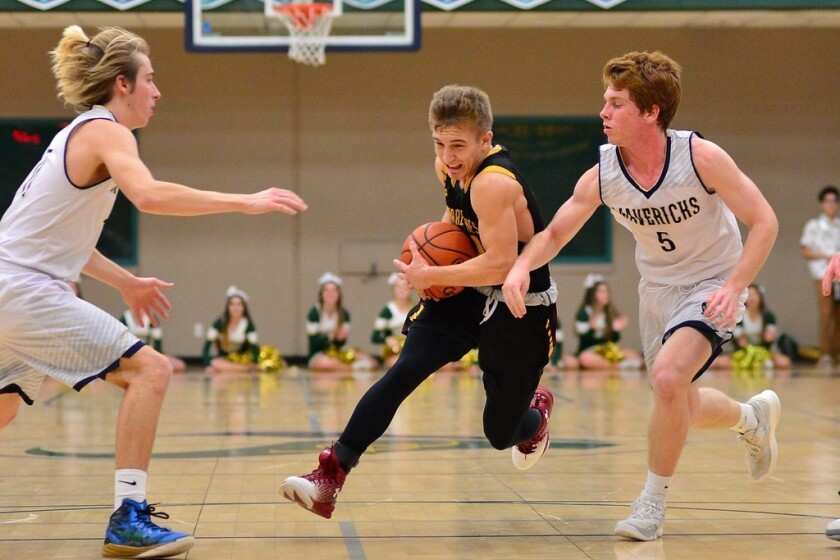 Torrey Pines defeated La Costa Canyon 73-53 in an Avocado League West game on Jan. 27.
