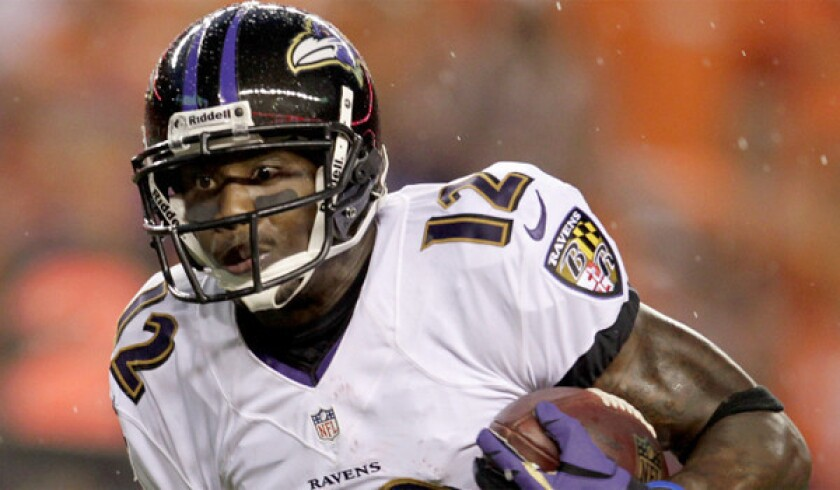 Ravens' Jacoby Jones injured during incident on party bus in D.C.