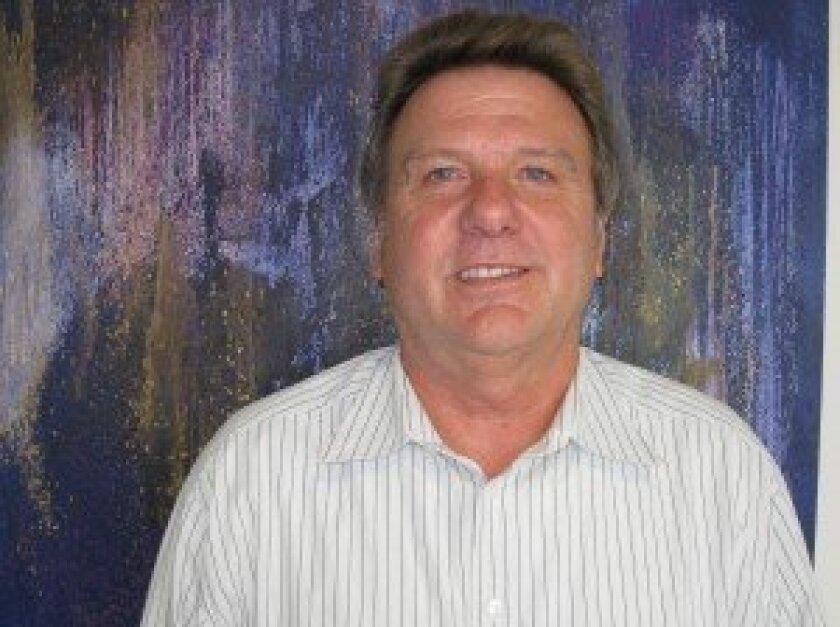Solana Beach City Manager David Ott. Courtesy photo