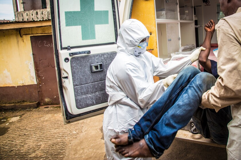 Ebola assessment