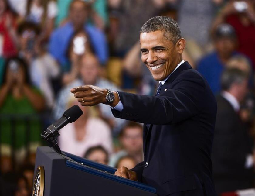 """La administración saliente del presidente Barack Obama cree que el país debe mantener su poder de influencia en la ONU y considera que recortar los fondos que aporta a la organización sería """"extremadamente nocivo"""" para sus intereses. EFE/ARCHIVO"""