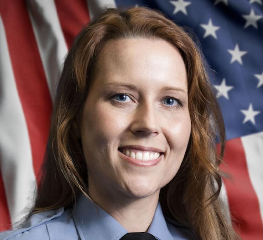 Newport Beach Police Department's Jennifer Manzella