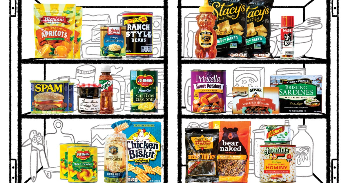 Your earthquake kit isn't complete without these foods and supplies