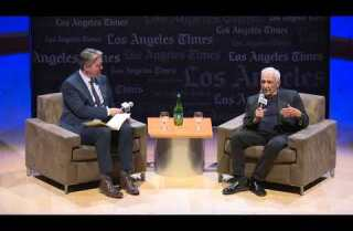 Watch Frank Gehry in conversation with architecture critic Christopher Hawthorne
