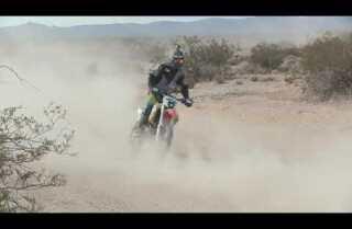 Zero FX offroad motorcycle
