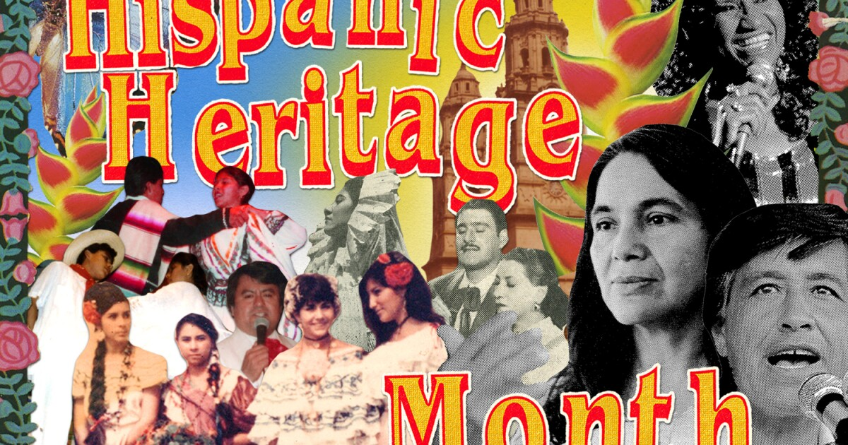 Latinx Files: What to make of Hispanic Heritage Month?