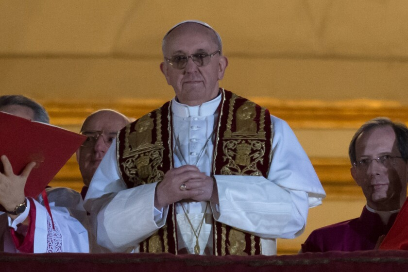 Vatican: It's Pope Francis, not Pope Francis I