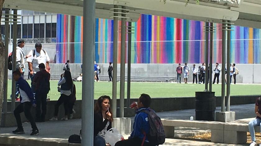 28 new murals at Robert F. Kennedy Community Schools
