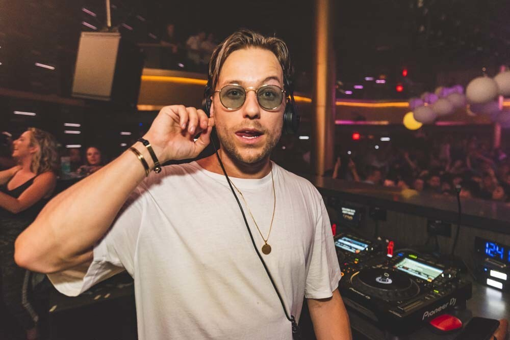 DJ Party Favor brought the party to OMNIA San Diego on Friday, June 1, 2018.