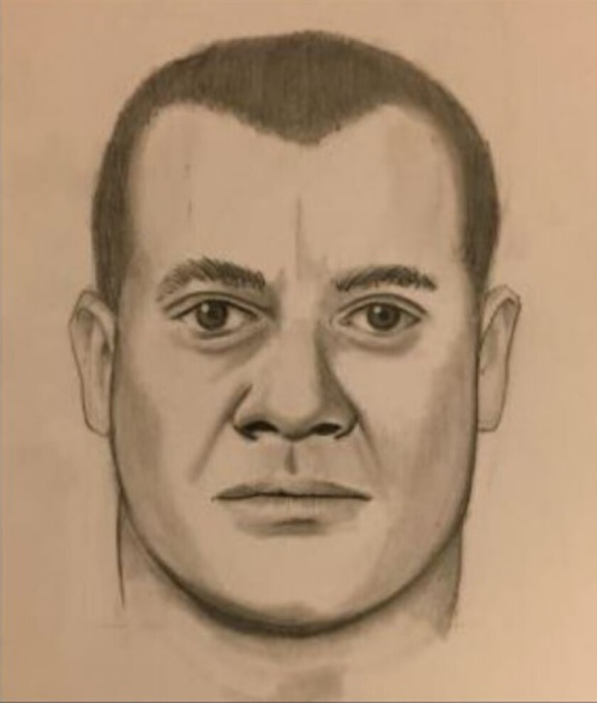 Authorities are seeking a man suspected of attacking a woman at a park in Aliso Viejo.
