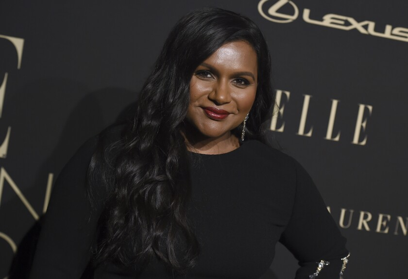 After her bad Emmys experience, Mindy Kaling is glad the TV Academy changed its rules