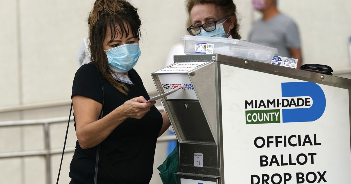 Millions of mail-in ballots not yet returned in battleground states