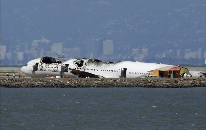 Could the San Francisco crash have a cultural component?