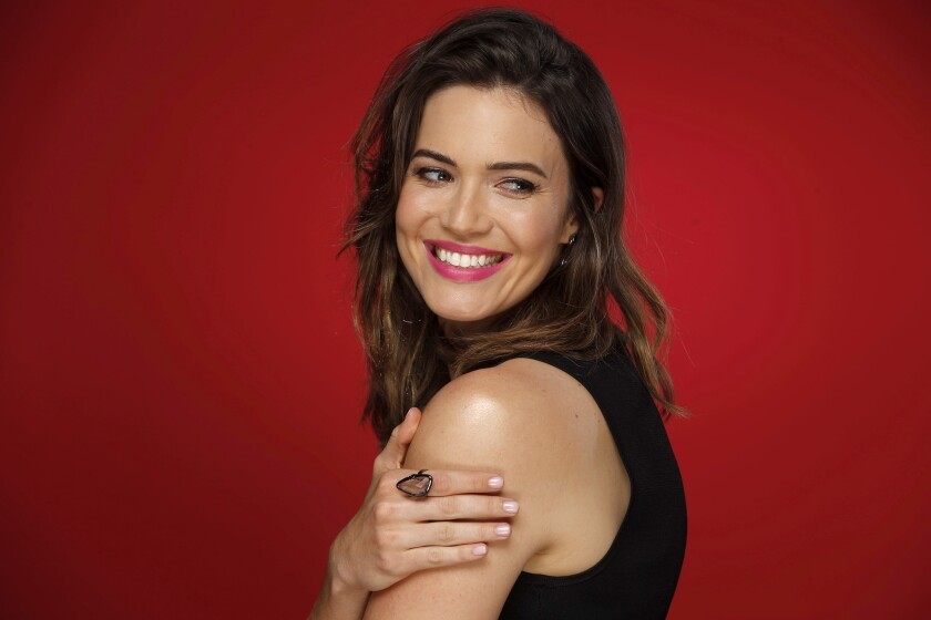 "Mandy Moore released her new song and video ""When I Wasn't Watching"" on Monday."