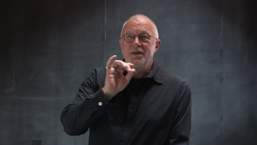 K. Michael Hays, lead professor of a new online course from Harvard's Graduate School of Design.