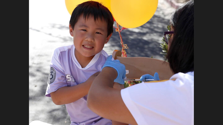 Photo Gallery: USC Verdugo Hills Hospital holds annual health fair