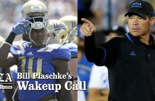 Bill Plaschke's Wakeup Call: Jim Mora ruins Myles Jack's announcement