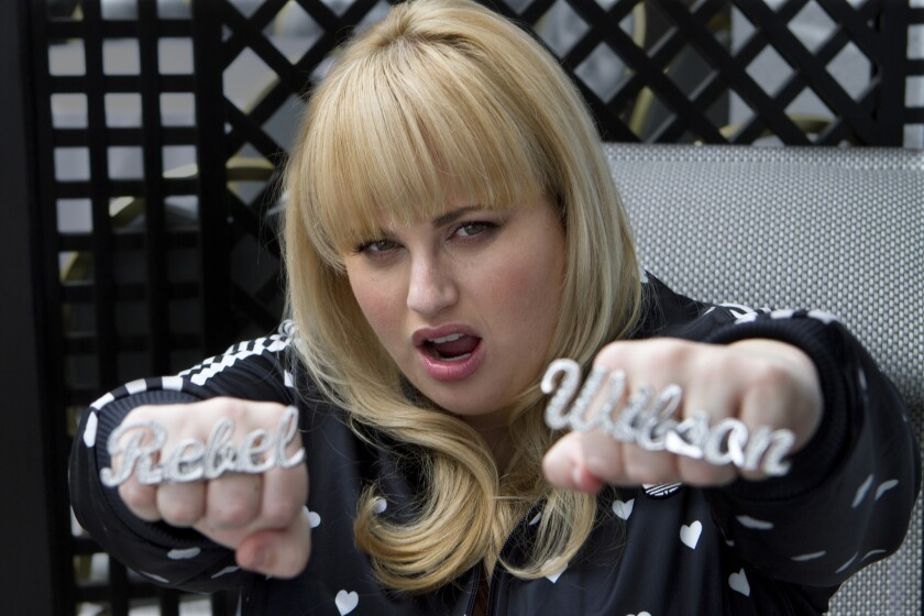 """Rebel Wilson is set to star in a remake of the 1980 comedy """"Private Benjamin."""""""
