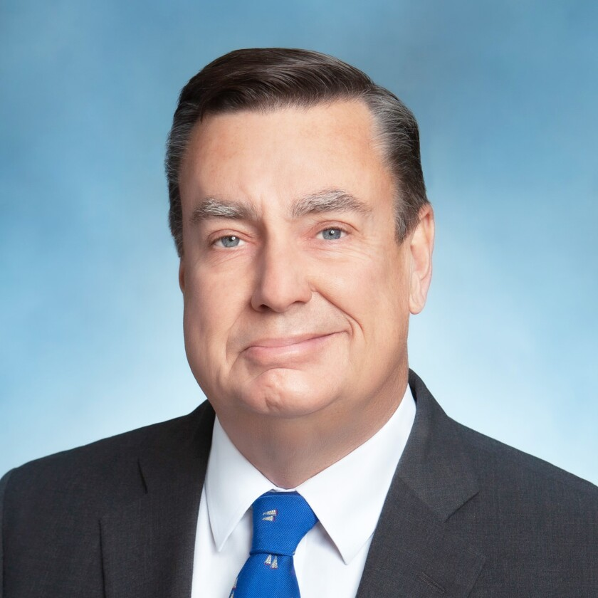 Joel Anderson, the 2nd District supervisor in San Diego County