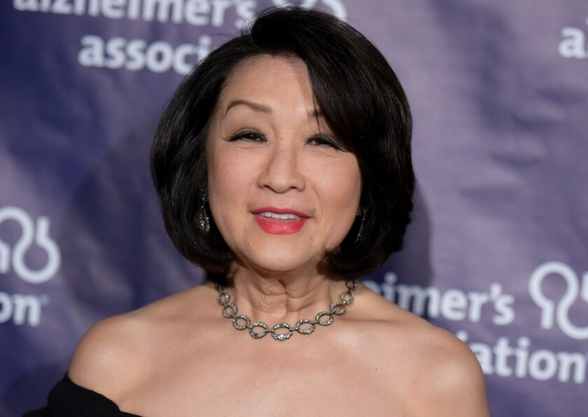 Connie Chung said she was sexually assaulted by a family doctor while she was a student in college.