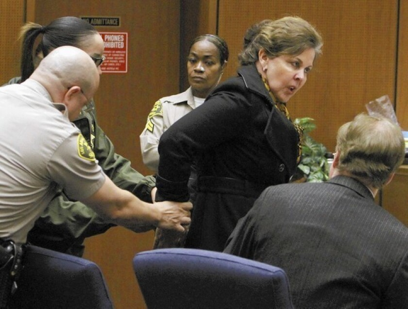 Angela Spaccia convicted in Bell corruption scandal