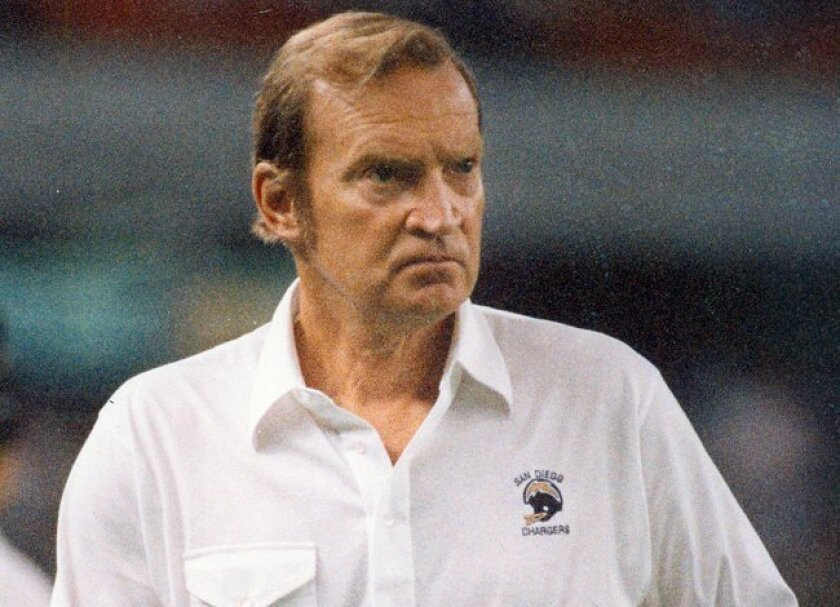 For a fifth straight year, Don Coryell is up for induction into the Pro Football Hall of Fame, but facing some tough odds.