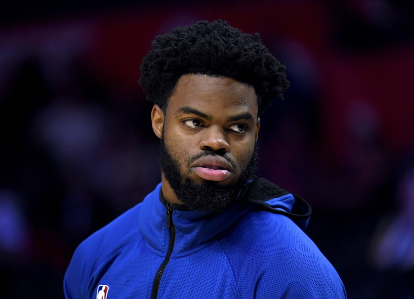Clippers guard Derrick Walton Jr.