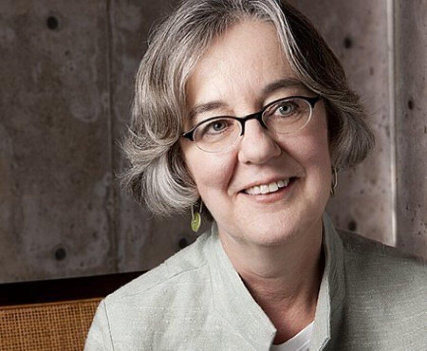 Salk Institute researcher Vicki Lundblad