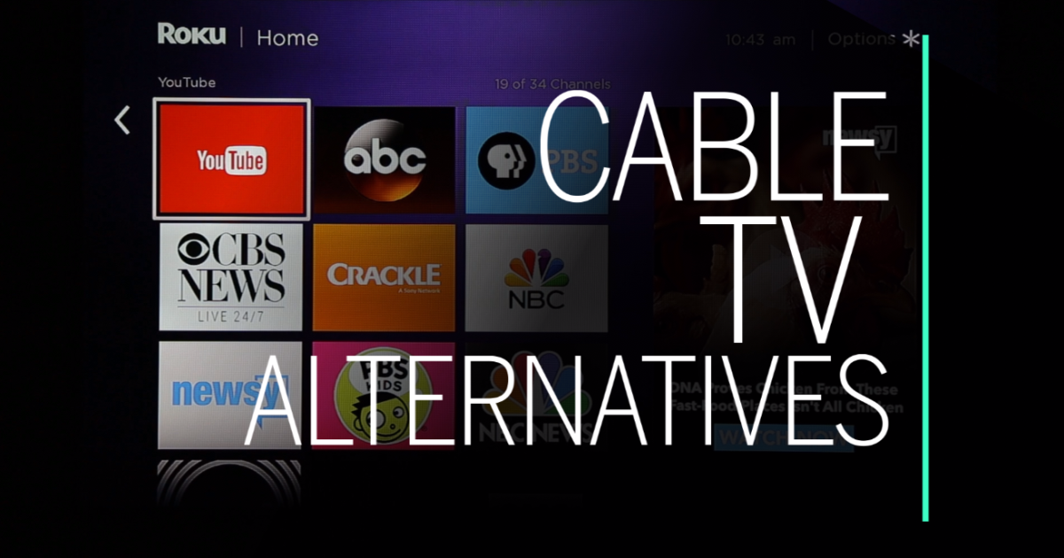 An overview of your cable TV alternatives - The San Diego