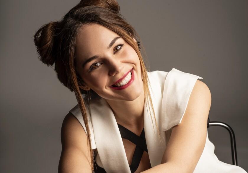 Cami Sodi es Isabel en 'Falsa identidad'.