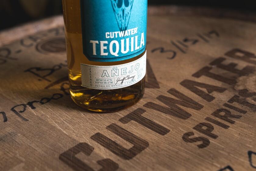 Cutwater Spirits' Añejo tequila