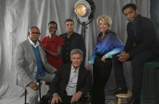 Actors' roundtable: The Envelope