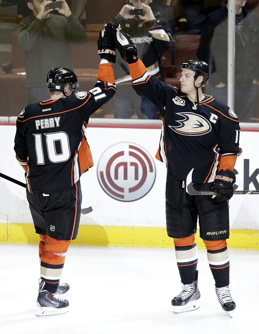 Corey Perry, Ryan Getzlaf