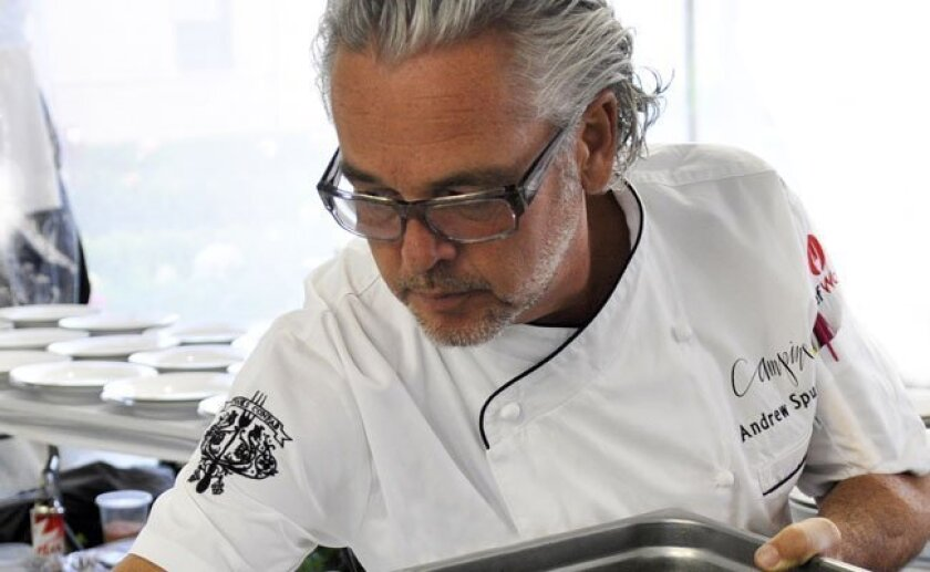 Andrew Spurgin, chef-partner Campine – A Culinary + Cocktail Conspiracy, and U-T Superdiner.