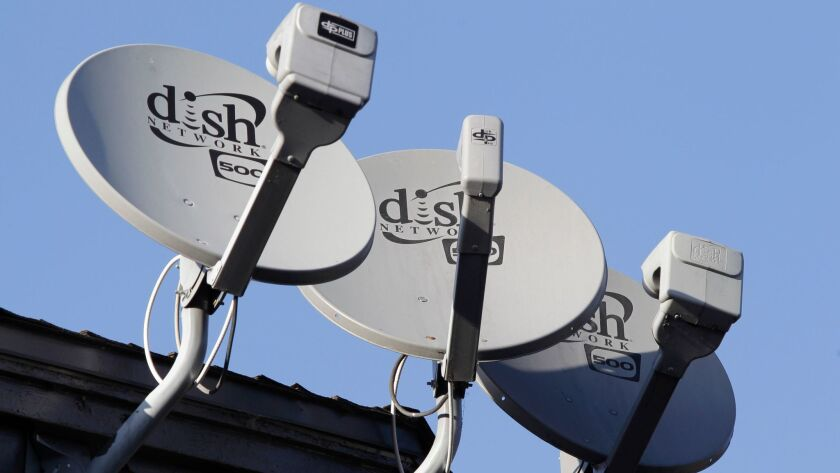 CBS and Dish Network had been haggling over a new carriage fee contract.