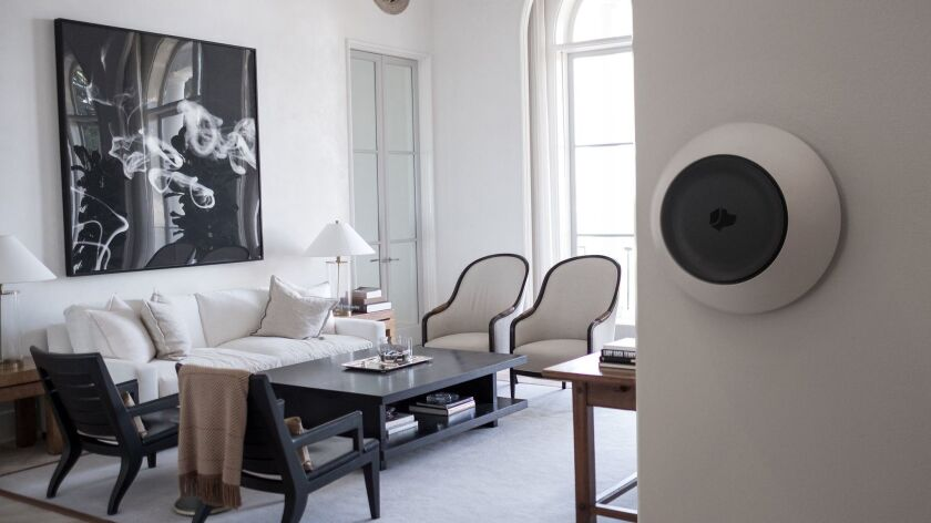 Smart home technology is moving in the direction of voice control. Credit: Josh.ai