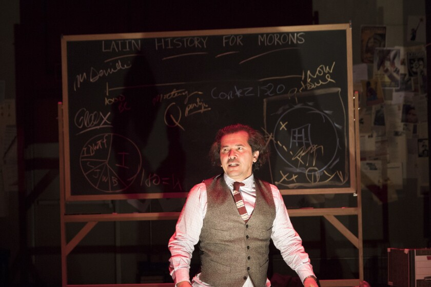 San Diego premiere of Clare Barron's 'Dance Nation' launches Moxie Theatre's 15th-anniversary season - The San Diego Union-Tribune