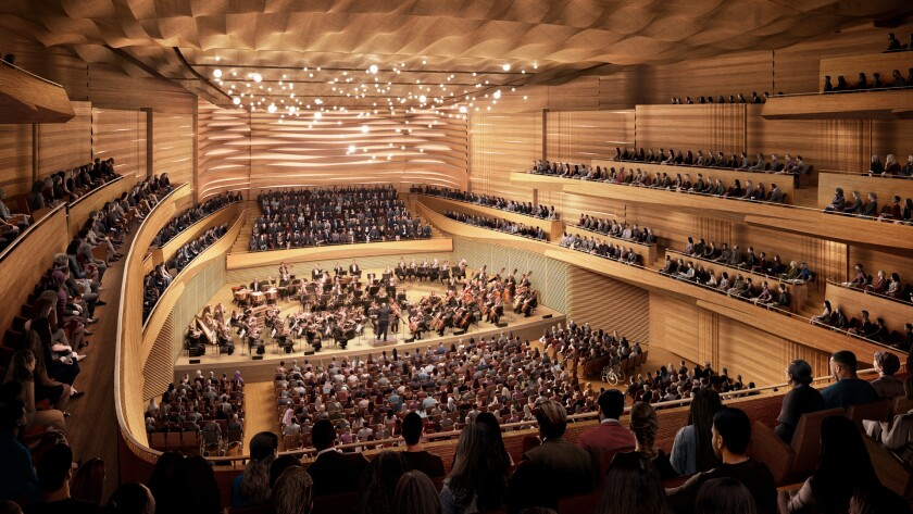 Geffen Hall Renovation