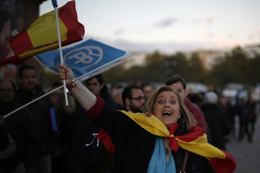 Spain Election
