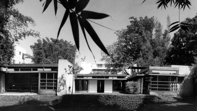 MAK Center at the Schindler House