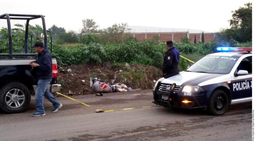 El fin de semana se registraron seis homicidios, de acuerdo con reportes oficiales.