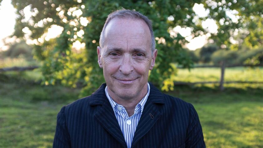 "David Sedaris, author of ""Theft by Finding."""