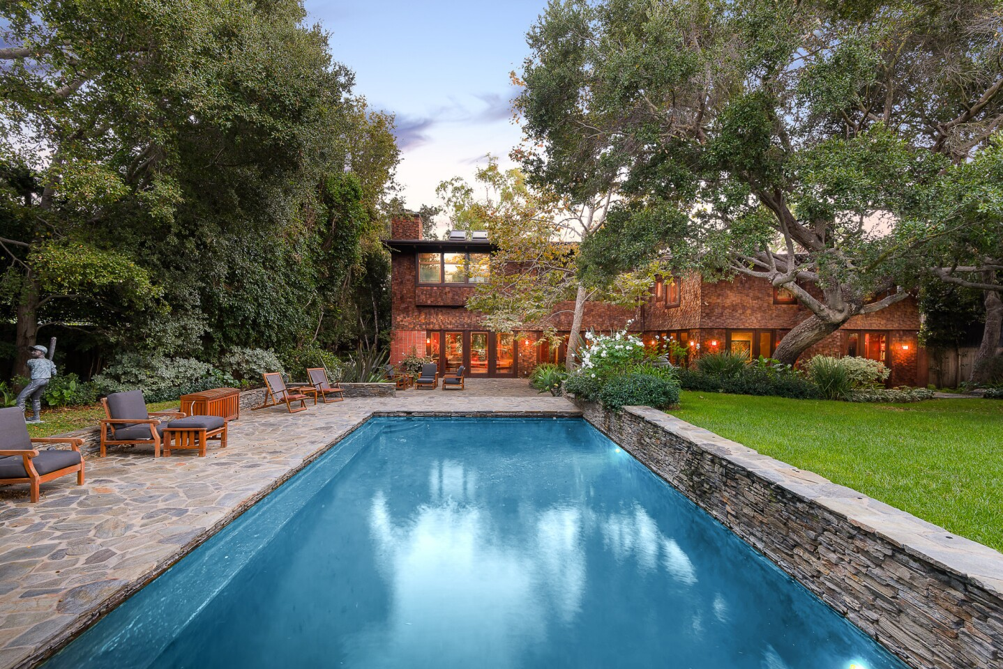 Larry Lyttle's Pacific Palisades home | Hot Property