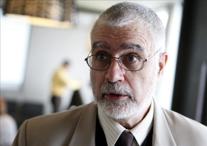 En la imagen, el director nacional de Turismo de Uruguay, Benjamín Liberoff. EFE/Archivo