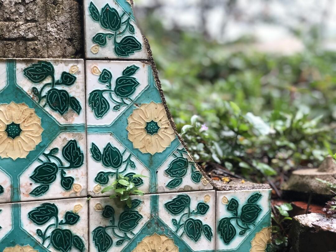 Bukit Brown tiles