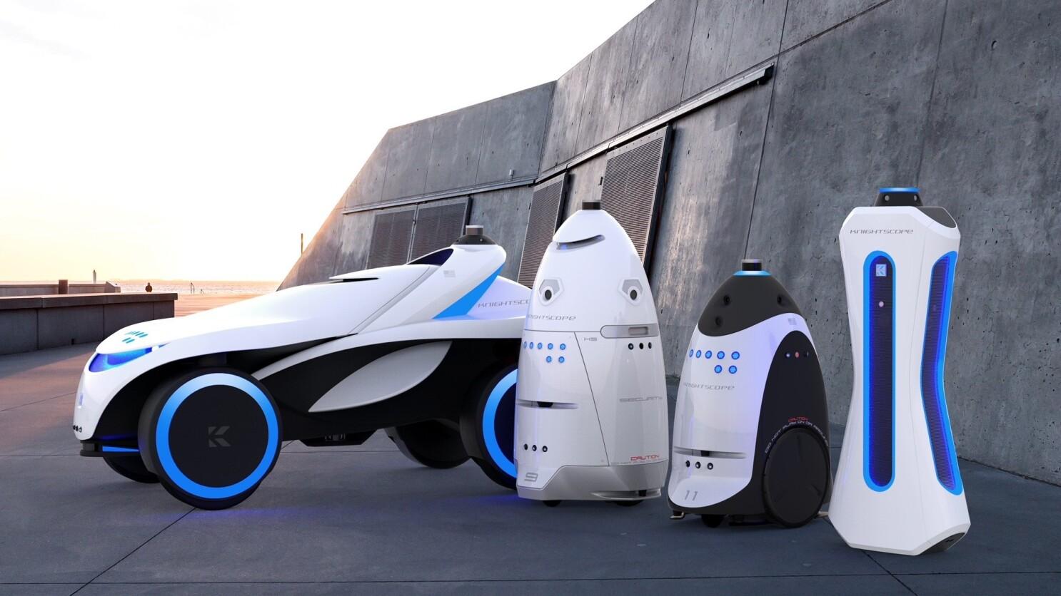 Pechanga using security robots to monitor casino resort