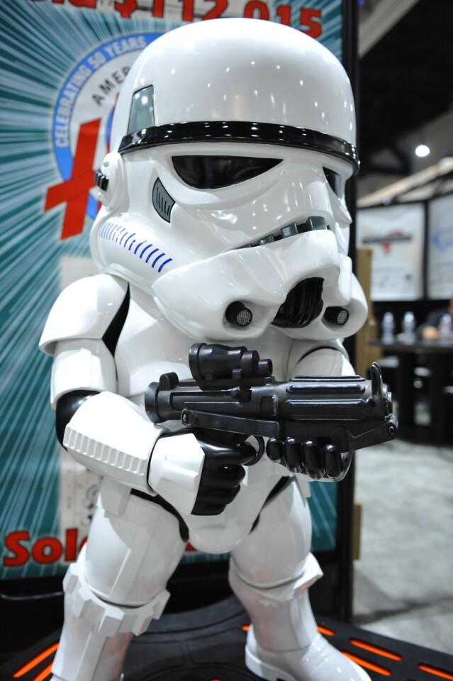 Scene around Comic-Con 2017