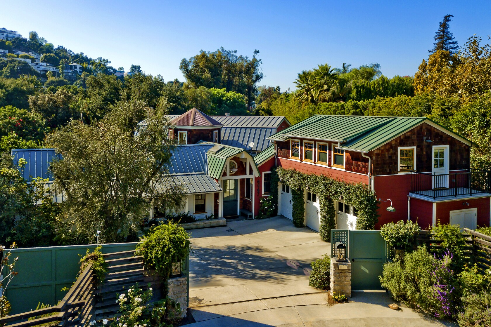 Home of the Week: A little bit country in Studio City